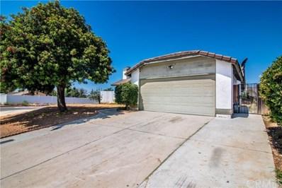 11365 Davis Street, Moreno Valley, CA 92557 - MLS#: CV18159885