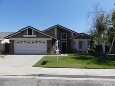 15201 Begonia Drive, Fontana, CA 92336 - MLS#: CV18160526