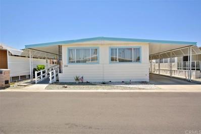 601 N Kirby Street UNIT 390, Hemet, CA 92545 - MLS#: CV18160580