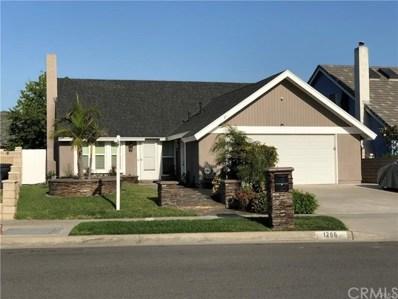 1286 N Andrea Lane, Anaheim Hills, CA 92807 - MLS#: CV18161139