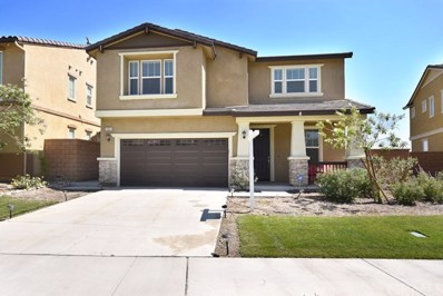 16943 Raven Street, Fontana, CA 92336 - MLS#: CV18161572