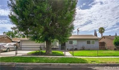 1521 S Althea Avenue, Bloomington, CA 92316 - MLS#: CV18161609