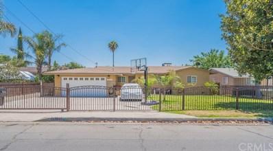 15947 Manzanita Drive, Fontana, CA 92335 - MLS#: CV18161759
