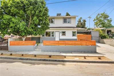 5170 Templeton Street, El Sereno, CA 90032 - MLS#: CV18162751