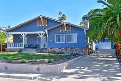 509 W 5th Street W, San Dimas, CA 91773 - MLS#: CV18162765