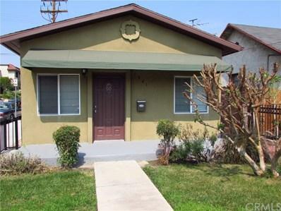 1521 Grismer Avenue, Burbank, CA 91504 - MLS#: CV18163176