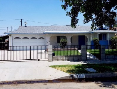 911 Long Beach Drive, Colton, CA 92324 - MLS#: CV18163450