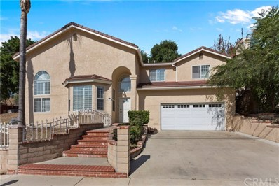 431 Camino De Teodoro, Walnut, CA 91789 - MLS#: CV18163974