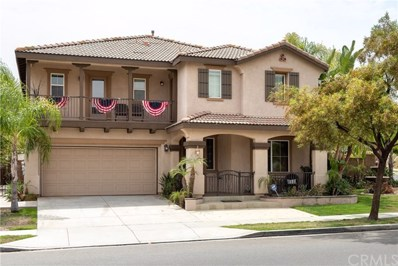 11415 Tesota Loop Street, Corona, CA 92883 - MLS#: CV18164389