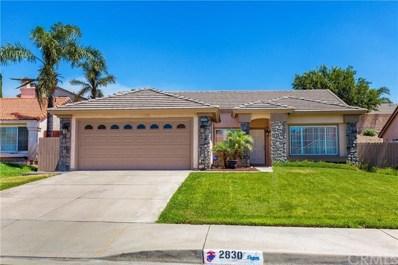2830 W Esperanza Drive, Rialto, CA 92377 - MLS#: CV18164630