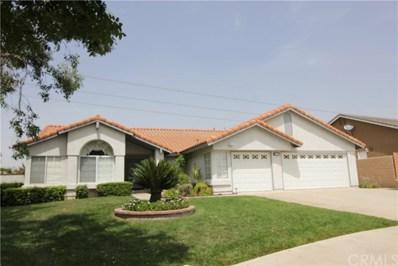 3906 N Flame Tree Avenue, Rialto, CA 92377 - MLS#: CV18165555