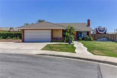 7551 Peony Circle, Fontana, CA 92336 - MLS#: CV18166264