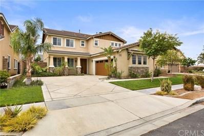 15845 Wardlow Place, Fontana, CA 92336 - MLS#: CV18166428