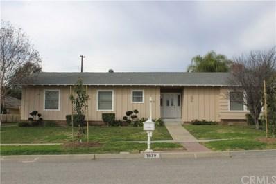 1679 N 2nd Avenue, Upland, CA 91784 - MLS#: CV18166922