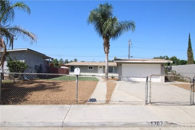1707 Manor Circle, Pomona, CA 91766 - MLS#: CV18167143