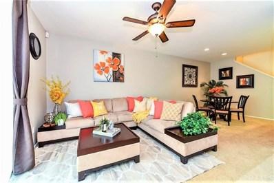 8692 9th Street UNIT 42, Rancho Cucamonga, CA 91730 - MLS#: CV18167535
