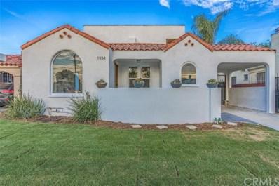 1934 S Spaulding Avenue, Los Angeles, CA 90016 - MLS#: CV18167671