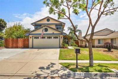 7401 Ramona Avenue, Rancho Cucamonga, CA 91730 - MLS#: CV18167695