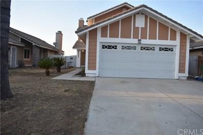24108 Poppystone Drive, Moreno Valley, CA 92551 - MLS#: CV18168382