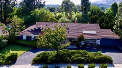 12455 Kenny Drive, Granada Hills, CA 91344 - MLS#: CV18168705