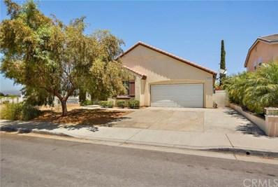 26520 Bonita Heights Avenue, Moreno Valley, CA 92555 - MLS#: CV18169259