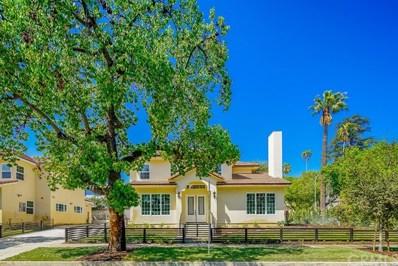 407 E CLAREMONT Street, Pasadena, CA 91104 - MLS#: CV18169587
