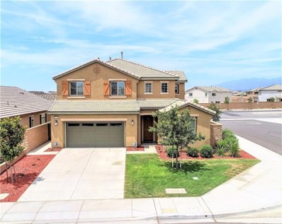 7832 Lemon Pepper Avenue, Fontana, CA 92336 - MLS#: CV18170139