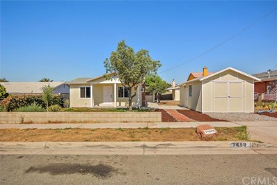 7498 Oleander Avenue, Fontana, CA 92336 - MLS#: CV18170249