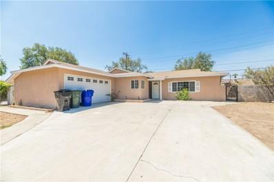6338 Cinnabar Drive, Riverside, CA 92509 - MLS#: CV18170925