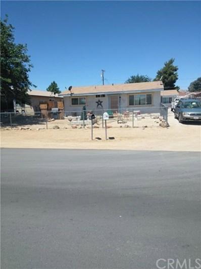 6286 Ronald Drive, Yucca Valley, CA 92284 - MLS#: CV18171625