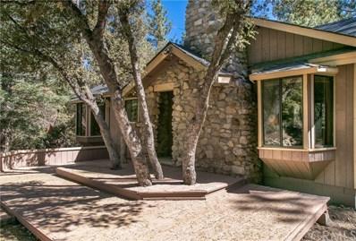 1744 Linden Drive, Pine Mtn Club, CA 93222 - MLS#: CV18171642