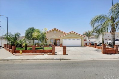 814 Georgiana Court, Perris, CA 92570 - MLS#: CV18172022
