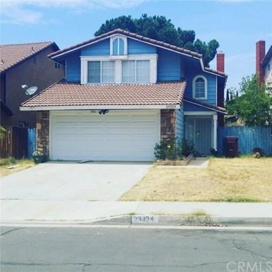 23324 Breezy Way, Moreno Valley, CA 92557 - MLS#: CV18172703