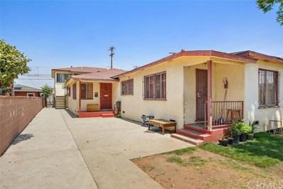 4385 Martin Luther King Jr Blvd, Lenwood, CA 90262 - MLS#: CV18172867