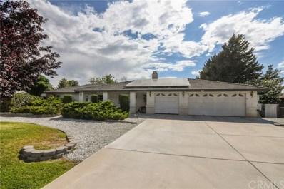 7556 Glider Avenue, Hesperia, CA 92345 - MLS#: CV18173120