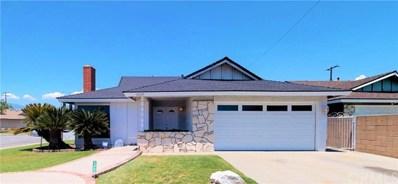 16025 E Bridger Street, Covina, CA 91722 - MLS#: CV18174051