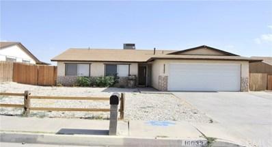 16033 Puesta Del Sol Drive, Victorville, CA 92394 - MLS#: CV18174951