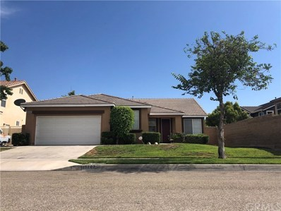15707 Athena Drive, Fontana, CA 92336 - MLS#: CV18176570