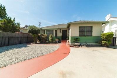 1748 W 43rd Place, Los Angeles, CA 90062 - MLS#: CV18176734