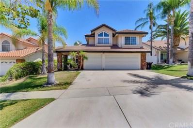 2321 Pepperwood Lane, Corona, CA 92882 - MLS#: CV18176940
