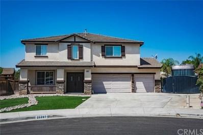 25287 Clear Canyon Circle, Menifee, CA 92584 - MLS#: CV18178358