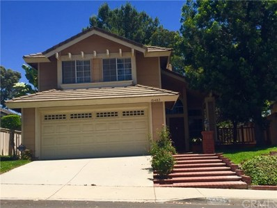 15483 Oakdale Road, Chino Hills, CA 91709 - MLS#: CV18179735