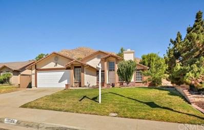 22754 Climbing Rose Drive, Moreno Valley, CA 92557 - MLS#: CV18179859