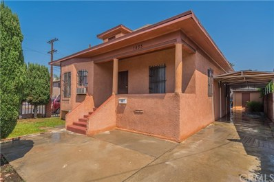 1433 W 20th Street, Los Angeles, CA 90007 - MLS#: CV18180039
