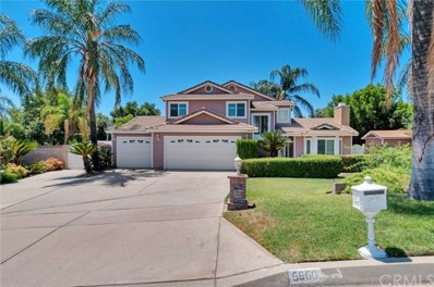 5960 Abajo Court, Rancho Cucamonga, CA 91737 - MLS#: CV18180340