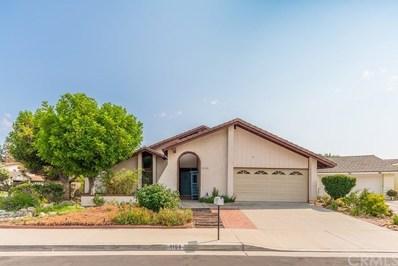 1184 E Meadow Wood Drive, Covina, CA 91724 - MLS#: CV18181242