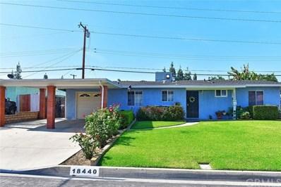 18440 E Renwick Road, Azusa, CA 91702 - MLS#: CV18181901