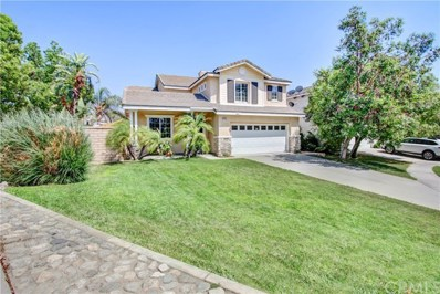 7051 Waymouth Court, Rancho Cucamonga, CA 91739 - MLS#: CV18183271