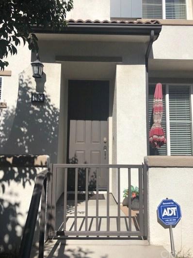 15723 Parkhouse Drive UNIT 102, Fontana, CA 92336 - MLS#: CV18183530