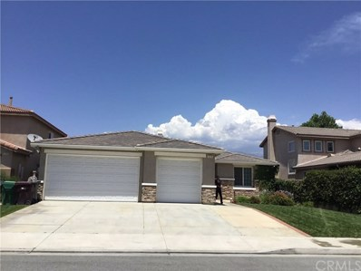 1274 Olympic Street, Beaumont, CA 92223 - MLS#: CV18184178